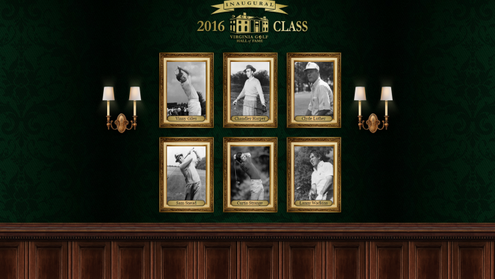 Inductees – Virginia Golf Hall of Fame